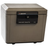 Sentry Fire-Safe Media File 6720 for Sale