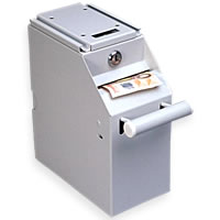 SecureLine Secure Counter Safe - Treasury / Money / Cash / Financial Protection / Storage