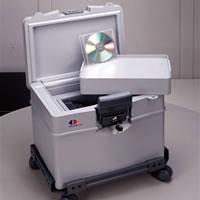 SecureLine Secure Media Cooler Safe
