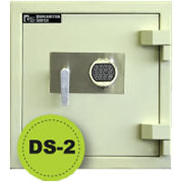 Dominator Safes DS Series Safe Burglary & Fire Protection